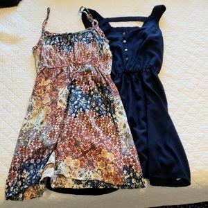 BeBop & Forever 21 Dresses